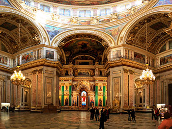 Private Guided Tour to Saint Isaac's Cathedral