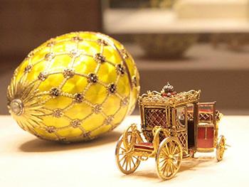 Tour Privato del Museo Fabergé