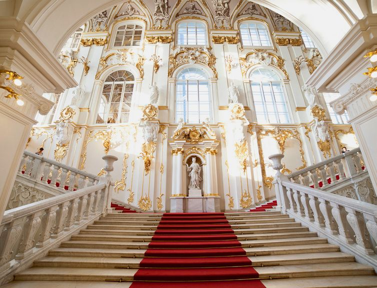 Full Hermitage Tour - St Pete Private Tours